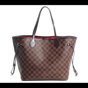 Never full loui Vuitton bag